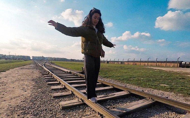 Museu de Auschwitz pede que visitantes evitem caminhadas e fotos sobre trilhos