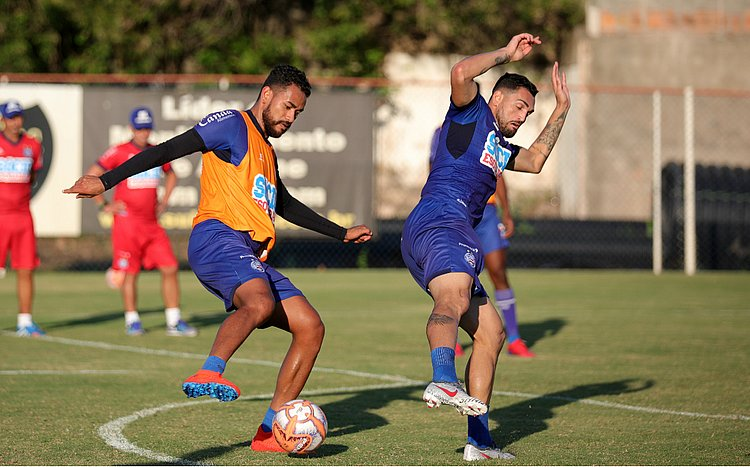 Confira os reforços do Bahia para o jogo contra o Fluminense