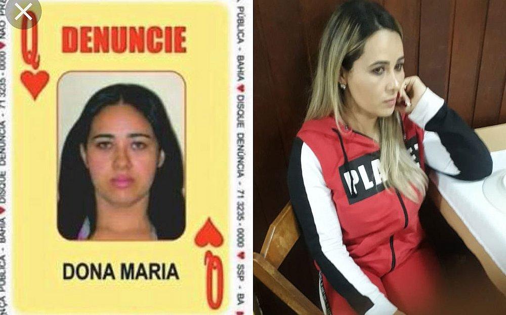 Resultado de imagem para Dona Maria', Jasiane Silva Teixeira