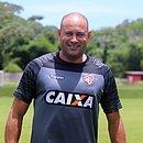 Rogério Maia já participa do treino desta terça