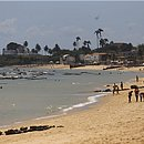 Praia da Boa Viagem nesta sexta (18)