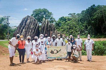 Representantes de Terreiros se reuniram no sábado para reverenciar Xangô