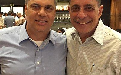 Gercino Coelho e Sergio Barradas Carneiro