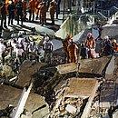 Resgate no edifício Andréa que desabou no dia 15 de outubro, no Dionísio Torres