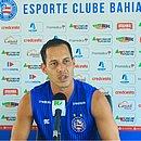Rodriguinho diz que Bahia precisa aprender com os erros da derrota no primeiro jogo