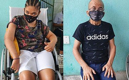 3º dia de vacinação começa com pessoas com deficiência em Salvador