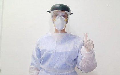 Covid-19: 'O medo hoje é soberano entre nós', diz técnica de enfermagem