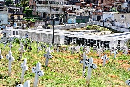 Bahia tem proporção maior de mortes do que de nascimentos após a pandemia