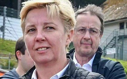 Nathalie Maillet foi morta pelo ex-piloto Franz Dubois