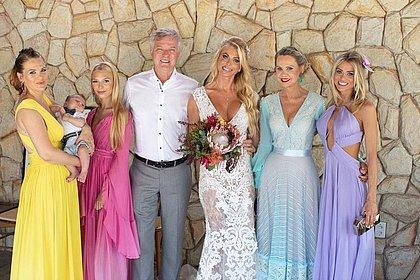 Casamento de Caroline Bittencourt