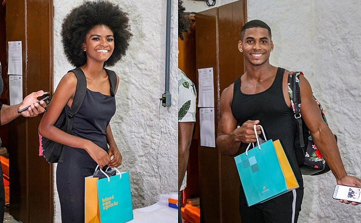 O Boticário presenteia modelos e convidados do Afro Fashion Day 2018
