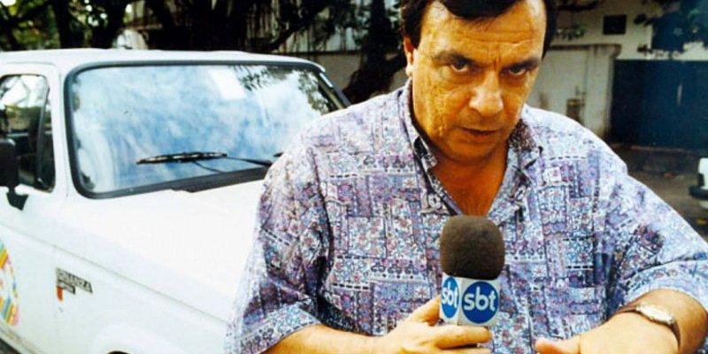 Morre Gil Gomes, ex-repórter do programa Aqui Agora