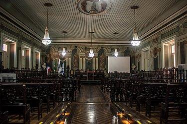 Salão Nobre.