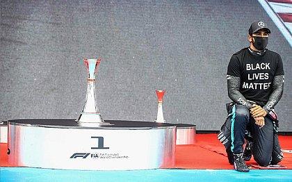 Lewis Hamilton rebate lenda da F1 e afirma estar 'decepcionado'