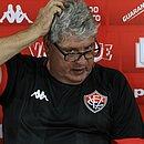 Geninho, em entrevista na Toca do Leão
