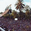 Sevilla foi uma das cidades espanholas a receber o Carnaval Movistar de Brown; lá, agitou mais de 200 mil pessoas
