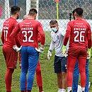 Bahia terá que escolher novo goleiro para substituir Matheus Teixeira, suspenso