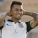 Lucca não será utilizado pelo Corinthians