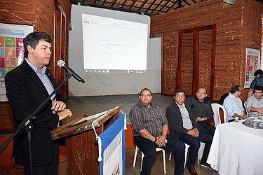 Marcus Calheira, diretor de Municípios da Secretaria de Articulação da Presidência da República