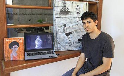 Jovem de Campo Formoso é promessa nas artes plásticas baianas