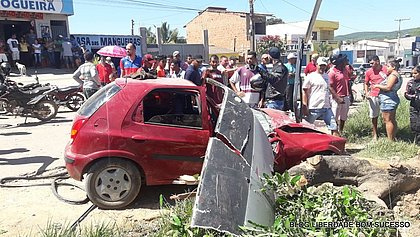 Seabra: dez feridos no acidente recebem alta; 16 ainda estão internados