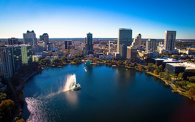 O novo hotel fica no Universal Orlando Resort