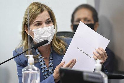 Para Aziz, Queiroga deveria retirar Mayra da Saúde ou abrir mão do cargo