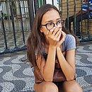 Vanessa Assis, 19, revela que teve seu desempenho prejudicado por conta do nervosismo