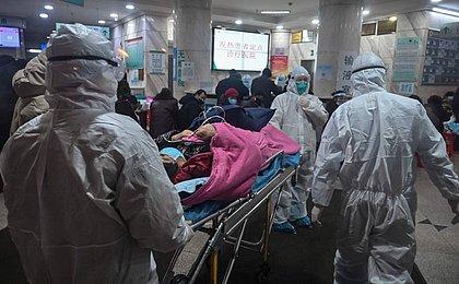 China: confirmadas 47 novas mortes por coronavírus e 427 novos casos