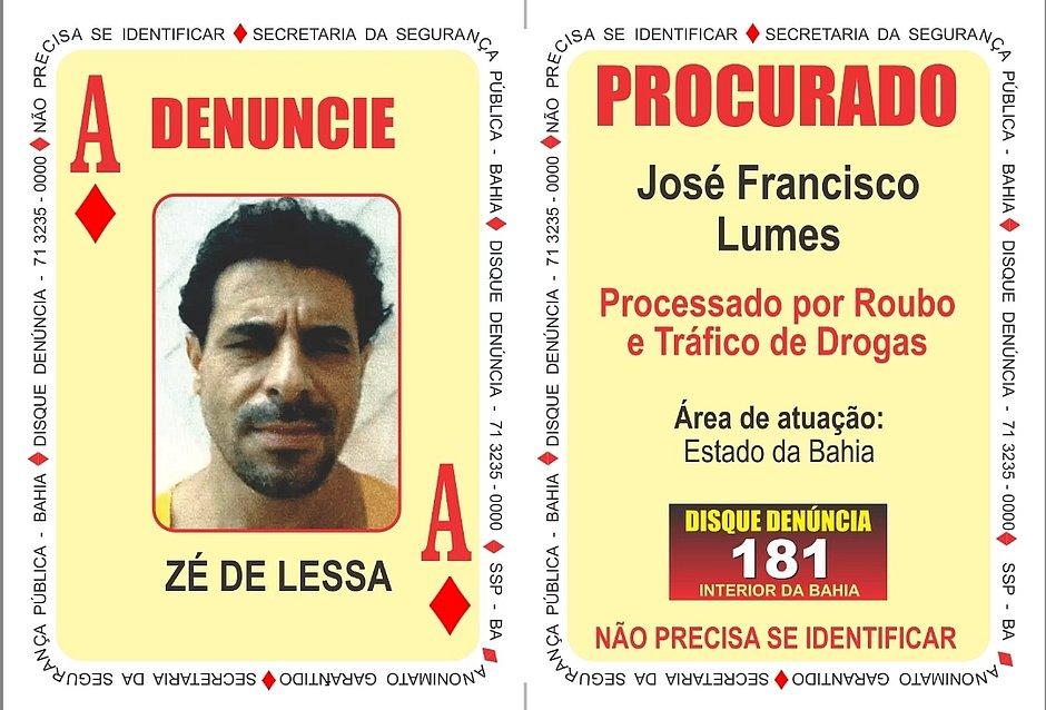 Baiano Zé de Lessa, líder da facção BDM, é morto pela polícia em Mato  Grosso do Sul - Jornal CORREIO | Notícias e opiniões que a Bahia quer saber
