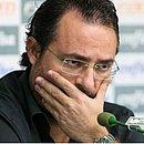 Alexandre Mattos estava no cargo de diretor de futebol desde 2015