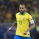 Destaque contra a Argentina, Daniel Alves desabafa após o Brasil garantir classificação à final da Copa América