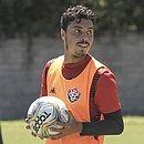 Recuperado de lesão, Alisson Farias pode encarar o Oeste