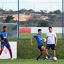 Bahia voltou aos treinos e deu continuidade a preparação para a final da Copa do Nordeste