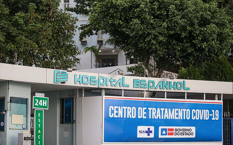 Hospital Espanhol terá visitas virtuais para amenizar solidão de ...