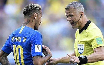 Neymar está pendurado na Copa do Mundo da Rússia