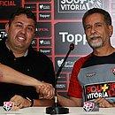 Gerente substitui Jorge Macedo, demitido do Leão