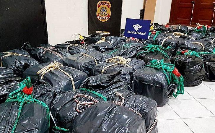 PF apura uso de navios em Santos por traficantes