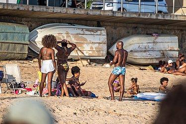 Serão 80 agentes empregados na Operação Maré de Março para fiscalizar o trecho de quase 60 quilômetros, entre São Tomé de Paripe e Praia do Flamengo. (Praia de Itapuã)