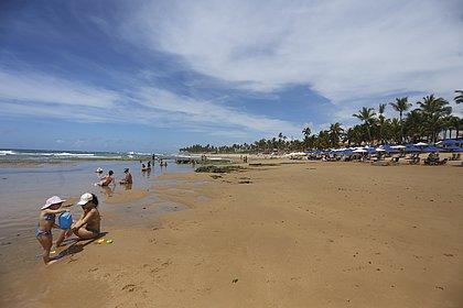 Aqui não tem esgoto! Saiba qual é a melhor praia de Salvador
