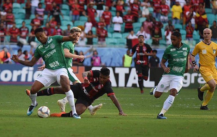 vitória x guarani