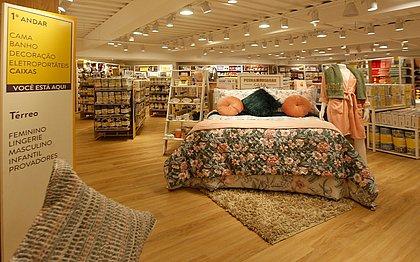 Nova loja da Pernambucanas começa a funcionar nesse sábado (26), no 2º piso do Shopping Bela Vista, em Salvador