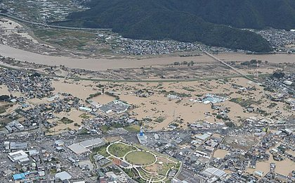 Tufão Hagibis deixa pelo menos 28 mortos no Japão