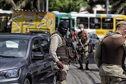 SSP registra mais de 50 ataques a policiais no complexo do Nordeste