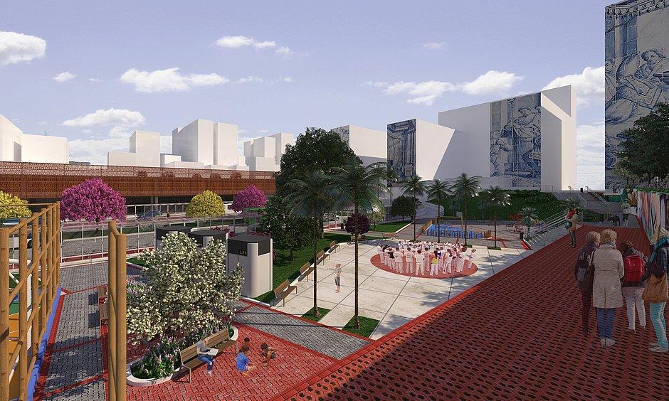 Aniversário de Salvador: veja como vai ficar o Terminal da Barroquinha após obras