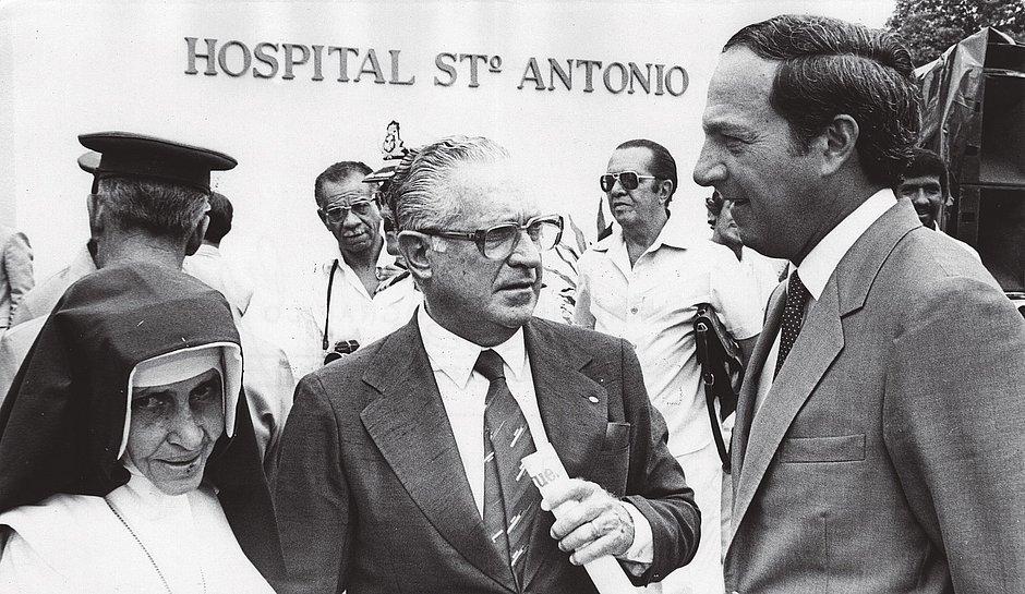 Norberto Odebrecht: centenário do fundador do grupo resgata história de um nome além do tempo