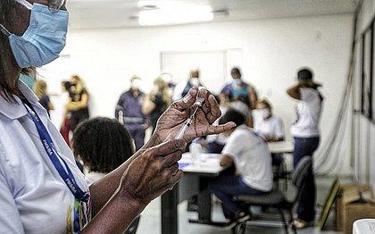 Vacinômetro: Bahia tem 9,4 milhões de vacinados com ao menos uma dose