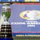 Copa América já tem 52 casos de covid-19