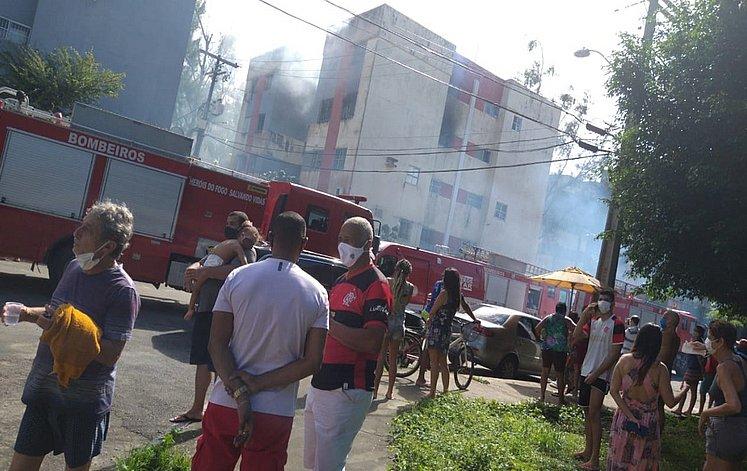 corpo de bombeiros