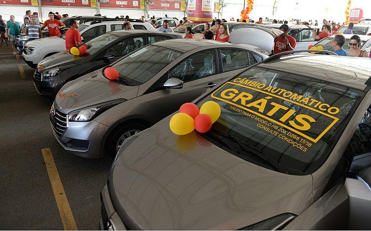 Combate das Marcas terá desconto de até R$ 32 mil em carros novos neste fim de semana